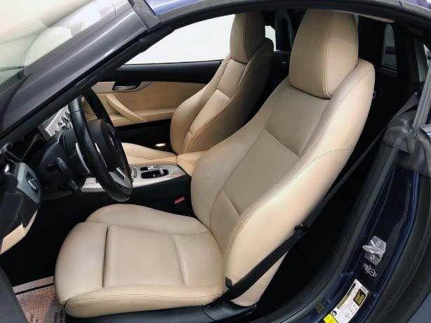 used 2013 BMW Z4 for sale Houston TX
