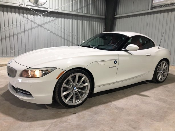 Used BMW Z4 for sale in Houston TX.  We Finance!