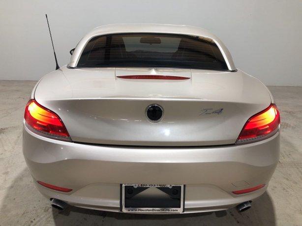 used 2011 BMW Z4