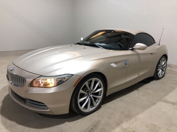 Used 2011 BMW Z4 for sale in Houston TX.  We Finance!