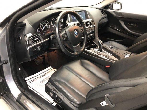 2013 BMW 6 Series for sale Houston TX