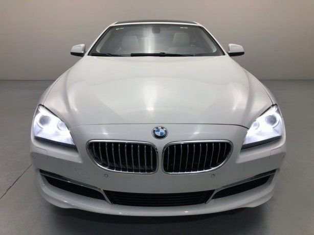 Used BMW 6 Series for sale in Houston TX.  We Finance!