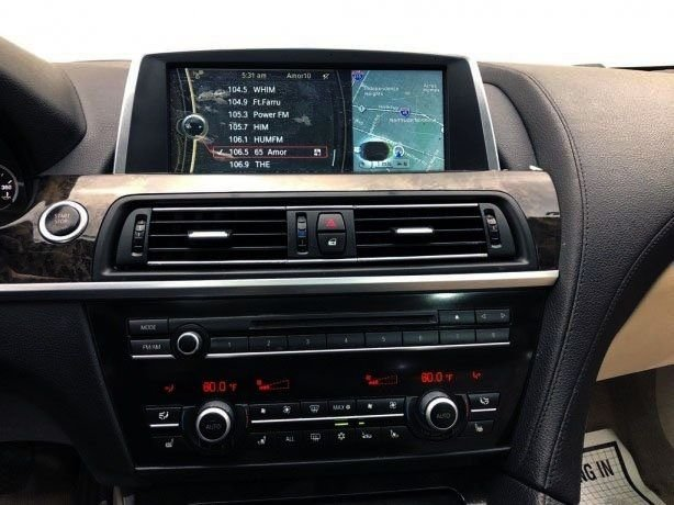 used BMW 6 Series for sale Houston TX