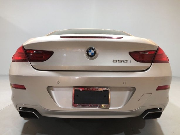2012 BMW 6 Series for sale