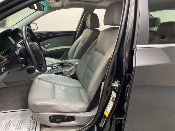 used 2008 BMW 5 Series for sale Houston TX