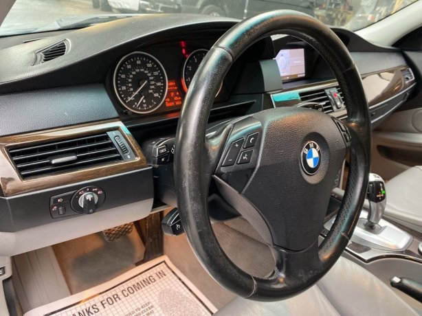 2008 BMW 5 Series for sale Houston TX