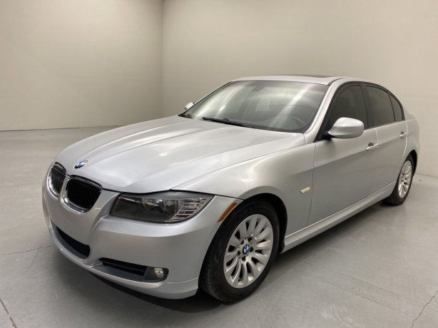 Used 2009 BMW 3 Series for sale in Houston TX.  We Finance!