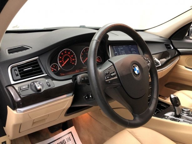 2012 BMW 5 Series for sale Houston TX