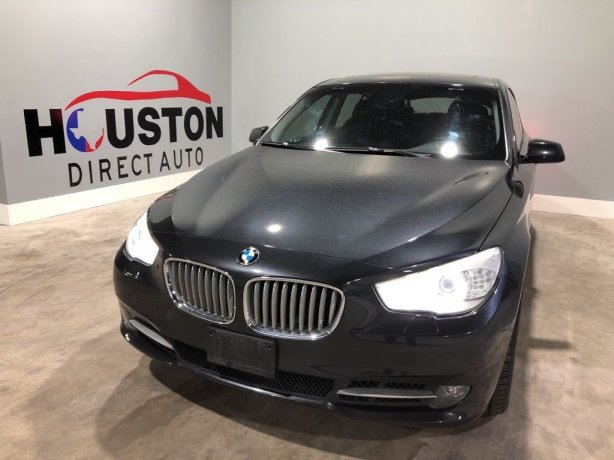 Used 2011 BMW 5 Series for sale in Houston TX.  We Finance!