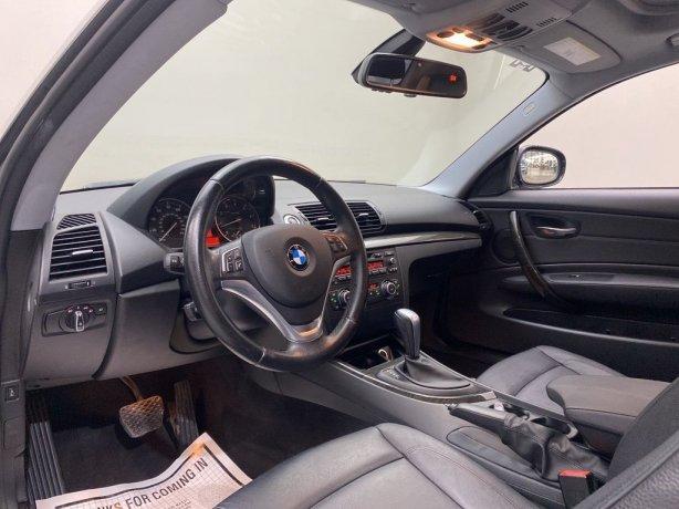 2013 BMW 1 Series for sale Houston TX