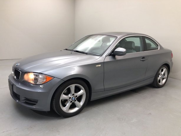 Used 2010 BMW 1 Series for sale in Houston TX.  We Finance!