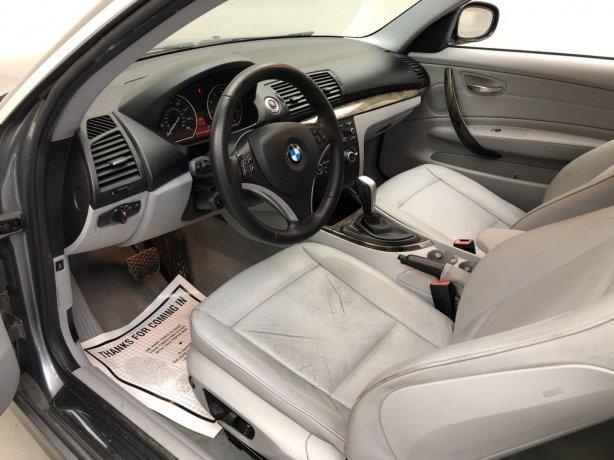 2010 BMW 1 Series for sale Houston TX
