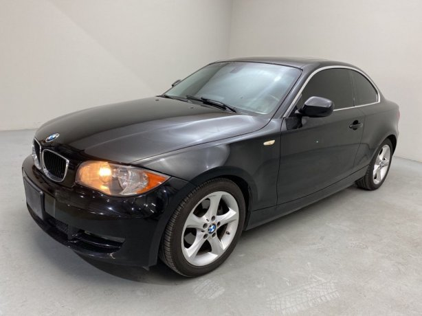 Used 2011 BMW 1 Series for sale in Houston TX.  We Finance!