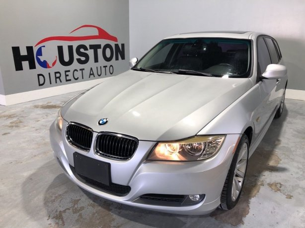 Used 2011 BMW 3 Series for sale in Houston TX.  We Finance!