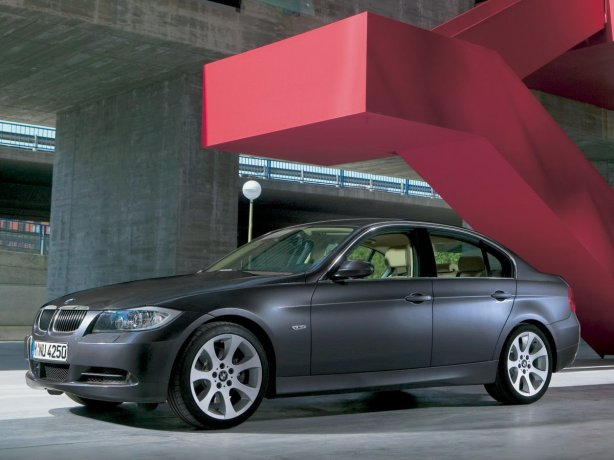 Used 2006 BMW 3 Series for sale in Houston TX.  We Finance!