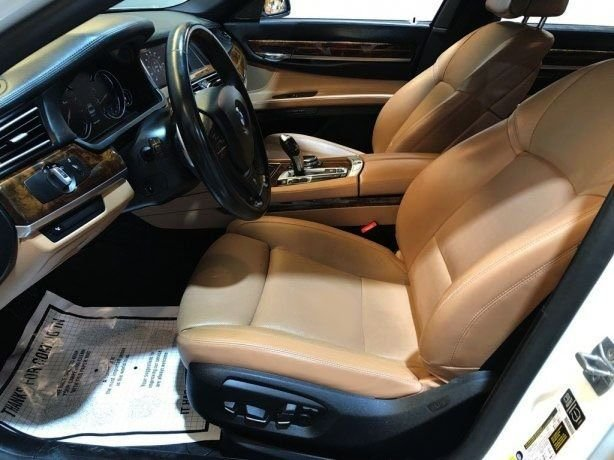 used 2014 BMW 7 Series for sale Houston TX