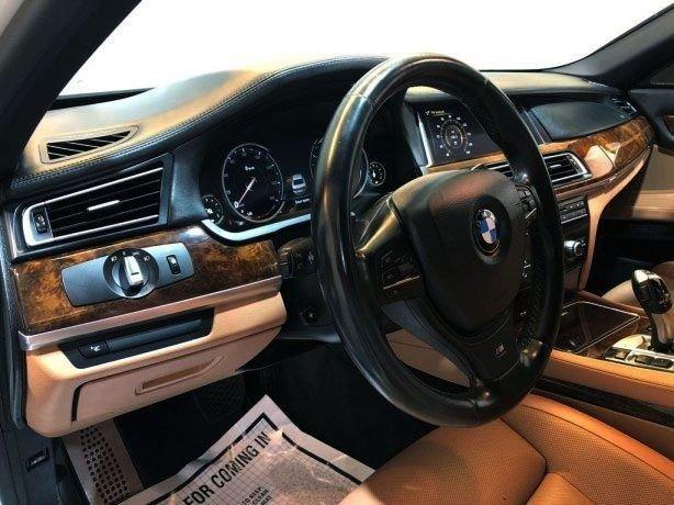 2014 BMW 7 Series for sale Houston TX