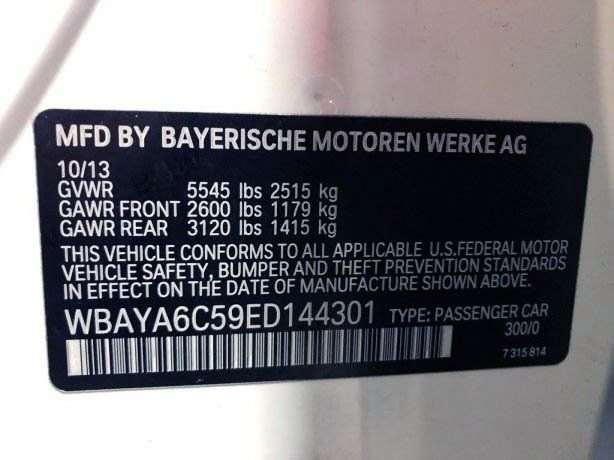 BMW 7 Series cheap for sale near me