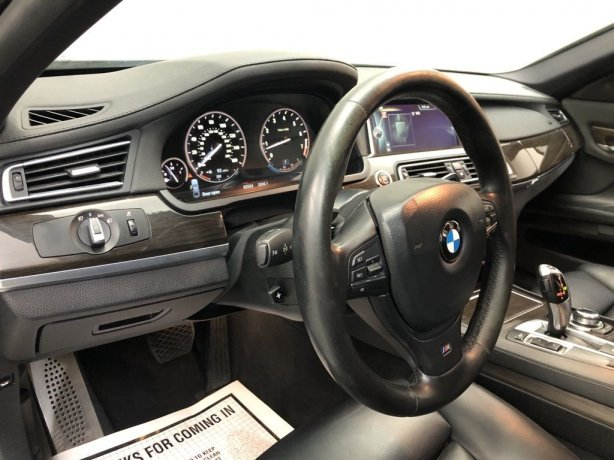 2013 BMW 7 Series for sale Houston TX