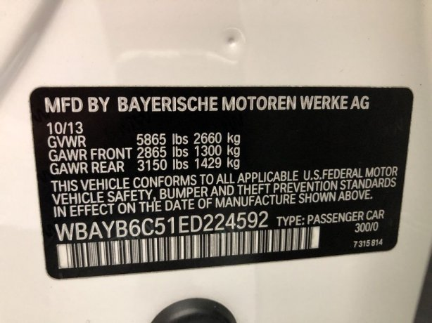 BMW 7 Series near me