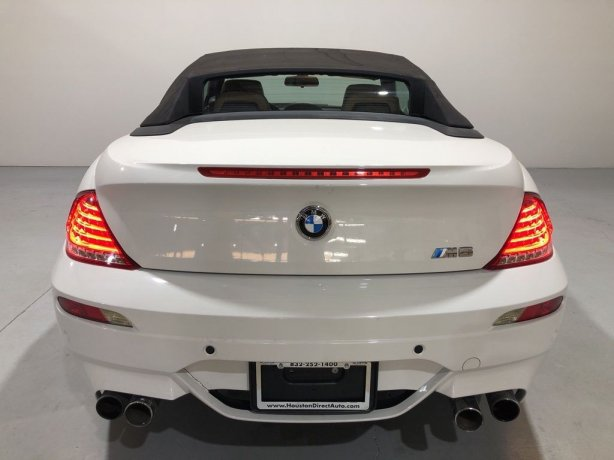 used 2009 BMW M6