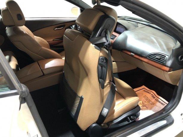 cheap BMW M6 for sale Houston TX