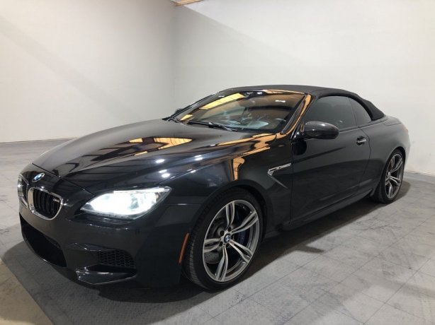 Used 2013 BMW M6 for sale in Houston TX.  We Finance!