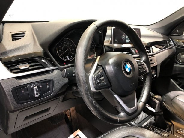 used 2017 BMW X1 for sale Houston TX