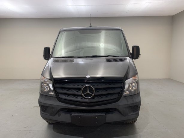 Used Mercedes-Benz Sprinter 2500 for sale in Houston TX.  We Finance!