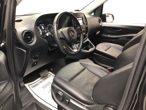 used 2019 Mercedes-Benz Metris for sale Houston TX