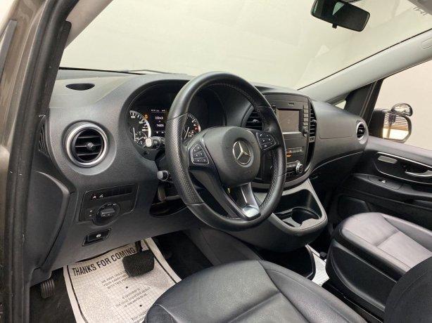 used 2016 Mercedes-Benz Metris for sale Houston TX
