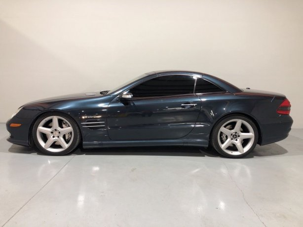 used 2007 Mercedes-Benz SL-Class for sale