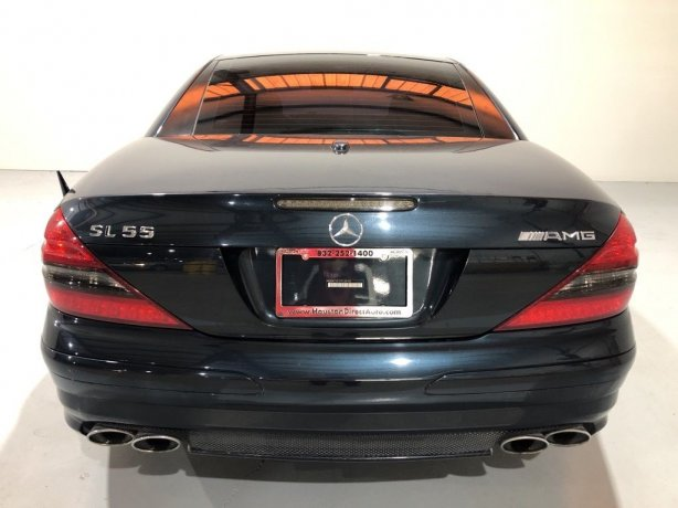 used 2007 Mercedes-Benz SL-Class