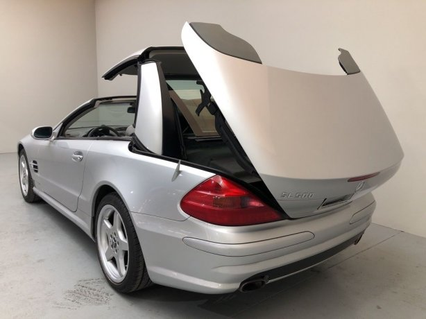 2003 Mercedes-Benz SL-Class for sale