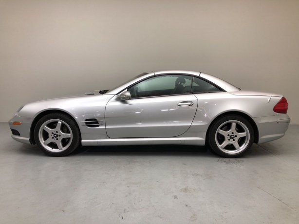 used 2003 Mercedes-Benz SL-Class for sale