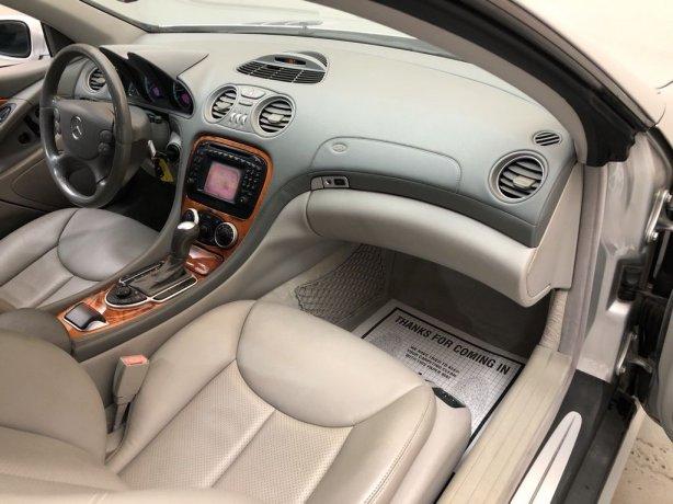 cheap Mercedes-Benz SL-Class for sale Houston TX