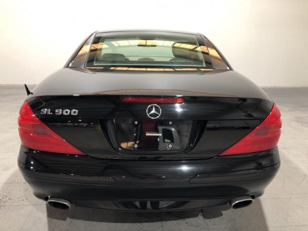 used 2004 Mercedes-Benz SL-Class