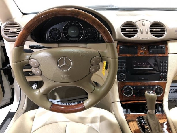 used 2009 Mercedes-Benz CLK for sale near me