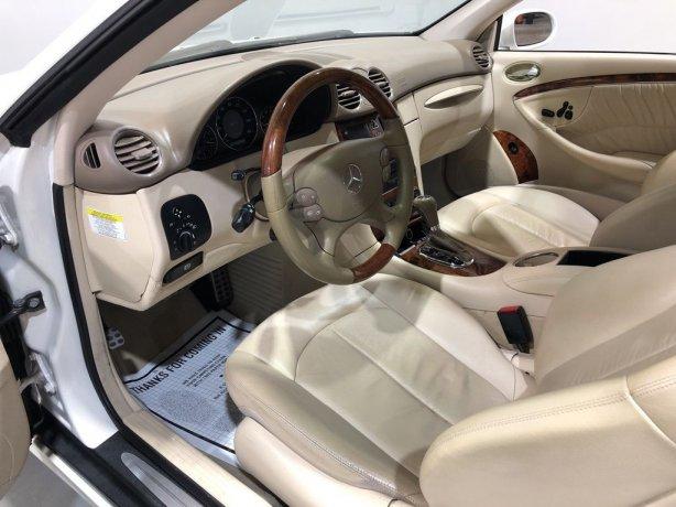 2009 Mercedes-Benz CLK for sale Houston TX