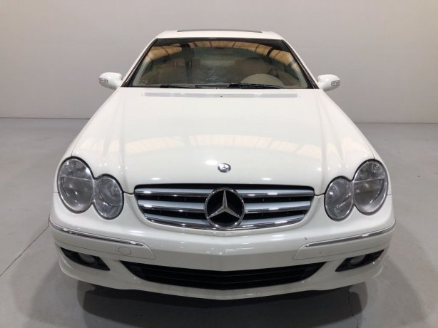 Used Mercedes-Benz CLK for sale in Houston TX.  We Finance!