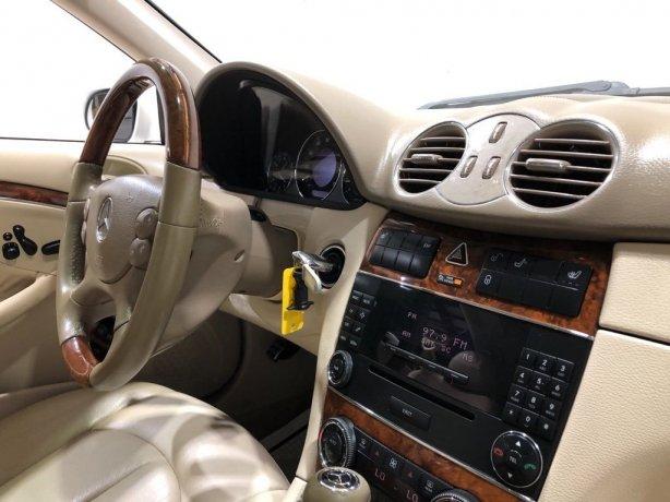 cheap Mercedes-Benz CLK for sale Houston TX