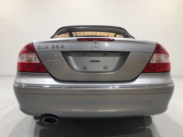 2007 Mercedes-Benz CLK for sale