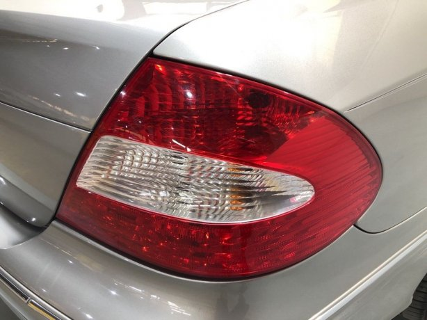 used Mercedes-Benz CLK for sale near me