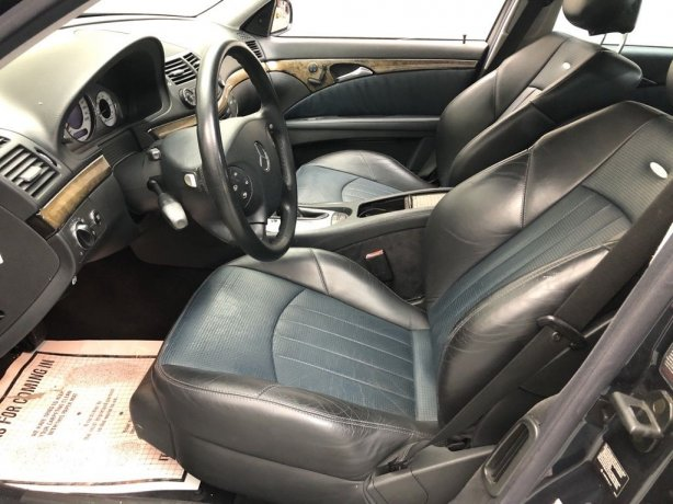 used 2005 Mercedes-Benz E-Class for sale Houston TX