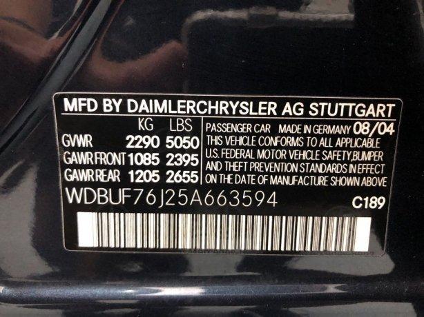 Mercedes-Benz E-Class cheap for sale near me