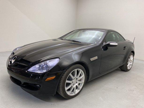 Used 2007 Mercedes-Benz SLK for sale in Houston TX.  We Finance!