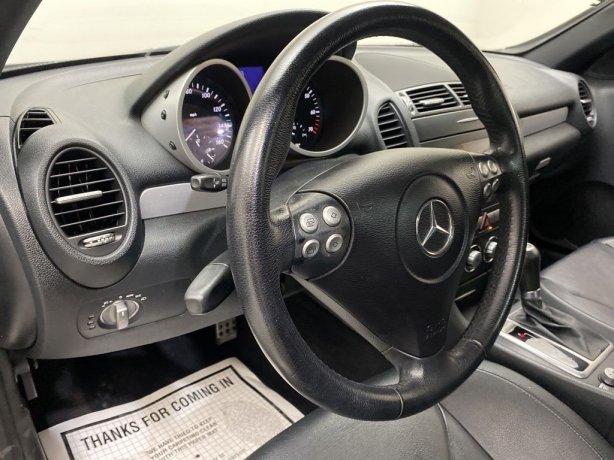 used 2007 Mercedes-Benz SLK for sale Houston TX