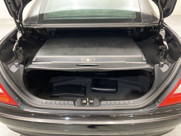 cheap used 2007 Mercedes-Benz SLK for sale