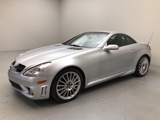 Used 2005 Mercedes-Benz SLK for sale in Houston TX.  We Finance!
