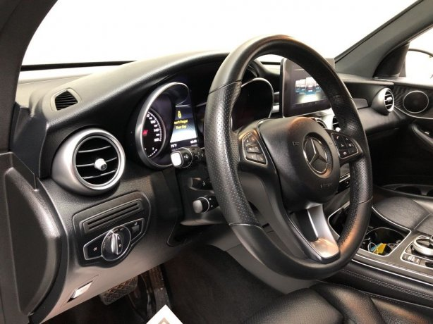 used 2018 Mercedes-Benz GLC for sale Houston TX